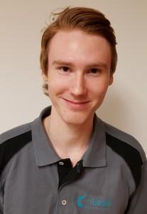 Nyanställd Automationstekniker Marcus Petersson