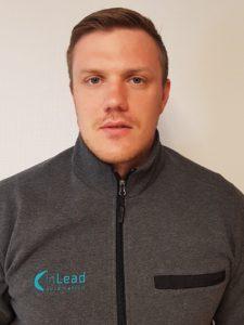 Nyanställd programmerare, Jonas Westman.